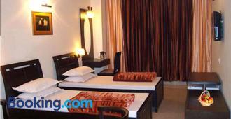 Hotel Hong Kong Inn - Amritsar - Bedroom