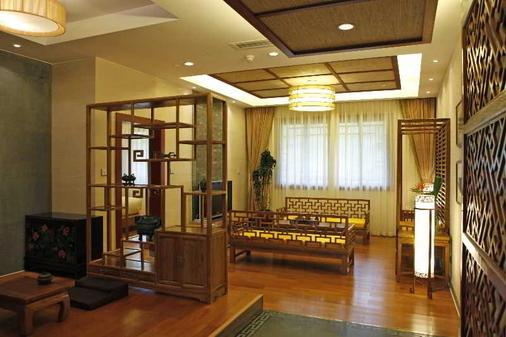 The Mahayana Oct Boutique Hotel - Shenzhen - Living room