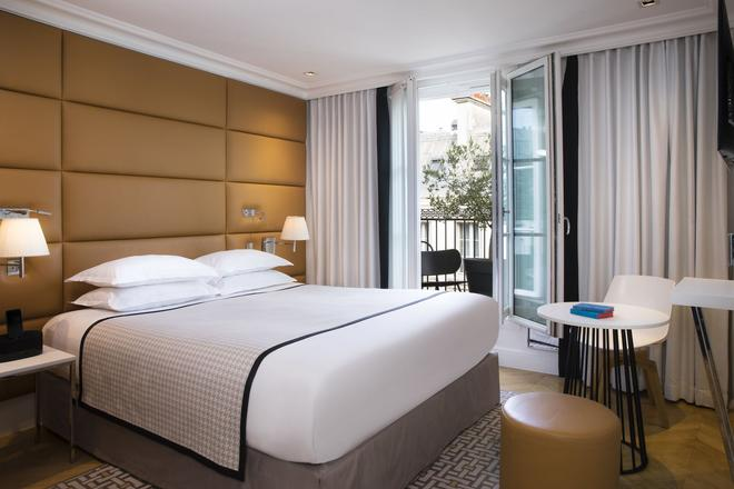 Hotel R De Paris - Париж - Спальня