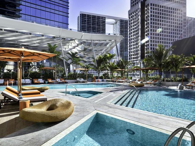 East, Miami - Μαϊάμι - Πισίνα
