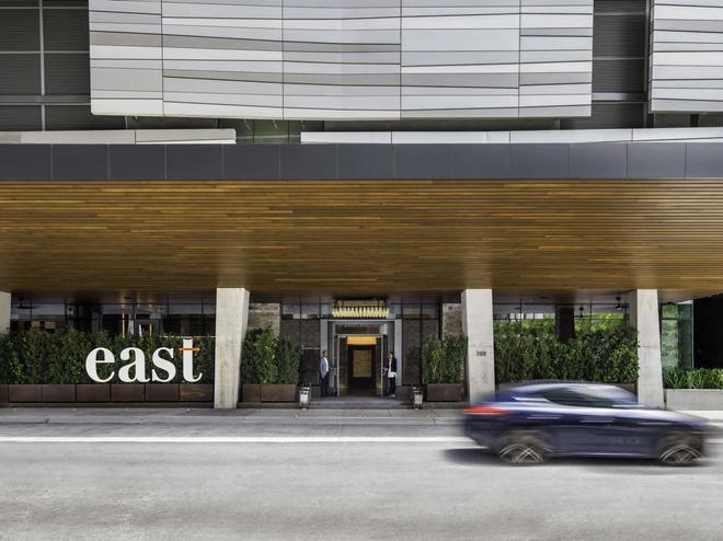 East, Miami - Μαϊάμι - Κτίριο