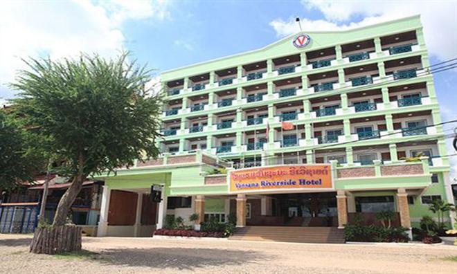 Vansana Riverside Hotel - Vientiane - Edificio