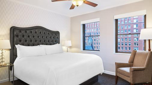 The Tremont Chicago Hotel at Magnificent Mile - Chicago - Bedroom