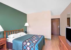 Super 8 by Wyndham Ticonderoga - Ticonderoga - Bedroom