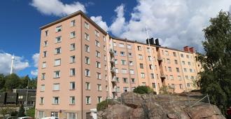 Studio Apartment In Helsinki, Josafatinkatu 15 - Helsinki - Edificio
