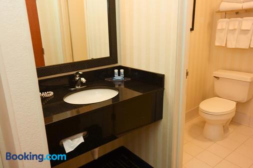 Fairfield Inn & Suites by Marriott Memphis East/Galleria - Memphis - Bathroom