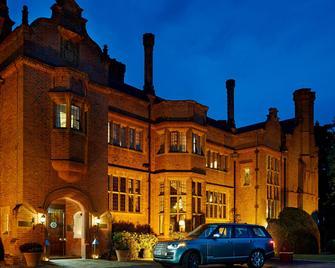 Hanbury Manor Marriott Hotel & Country Club - Ware - Building