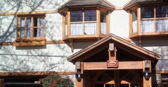 Hosteria El Arbol Duende - San Martín de los Andes - Building