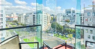 Novotel Suites Marseille Centre Euromed - מרסיי - מרפסת