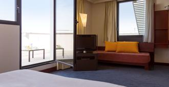 Novotel Suites Marseille Centre Euromed - Марсель - Спальня