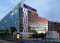 Novotel Suites Marseille Centre Euromed - Marseille - Bygning