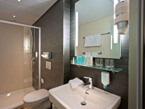 Hotel Sternen Oerlikon - Zurich - Bathroom