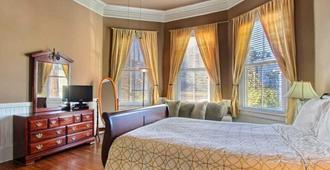 Parlor On Park - Savannah - Bedroom