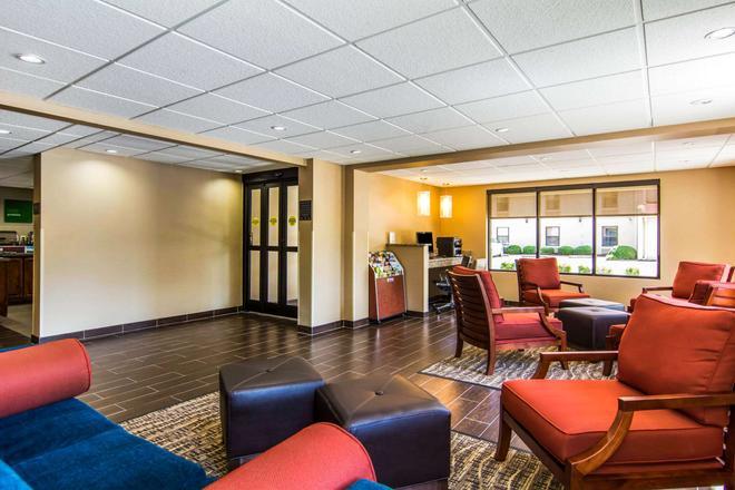 Comfort Inn Newport News/Williamsburg East - Newport News - Lounge