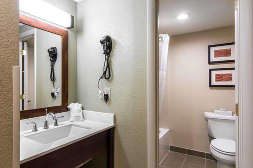 Comfort Inn Newport News/Williamsburg East - Newport News - Bathroom