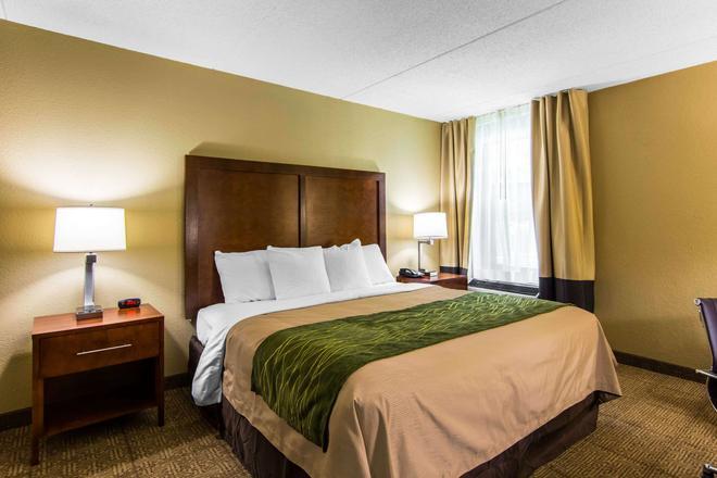 Comfort Inn Newport News/Williamsburg East - Newport News - Bedroom