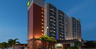 Holiday Inn Express & Suites Nearest Universal Orlando - אורלנדו - בניין