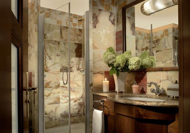 Art Deco Imperial Hotel - Πράγα - Μπάνιο