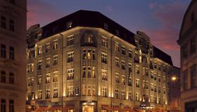 Art Deco Imperial Hotel - Praha - Rakennus