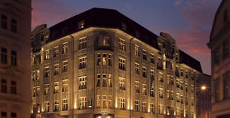 Art Deco Imperial Hotel - Prague - Building