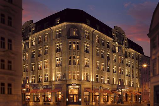 Art Deco Imperial Hotel - Prague - Building