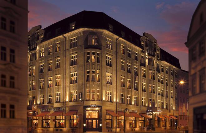 Art Deco Imperial Hotel - Πράγα - Κτίριο