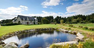 Daviot Lodge - Inverness - Cảnh ngoài trời