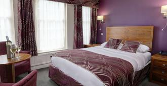 Best Western Plus Sheffield Mosborough Hall Hotel - Sheffield - Phòng ngủ