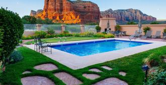 Canyon Villa Bed & Breakfast Inn Of Sedona - Sedona - Pool