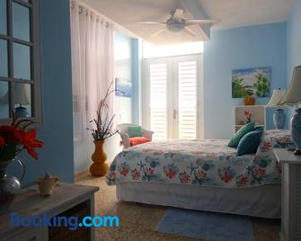 A Seascape Guest Room - Фахардо - Bedroom