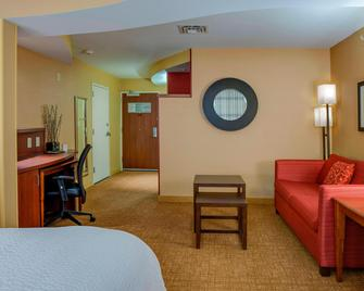 Courtyard Indianapolis Noblesville - Noblesville - Slaapkamer