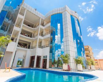 The Mirror Hotel - Kigali - Gebouw