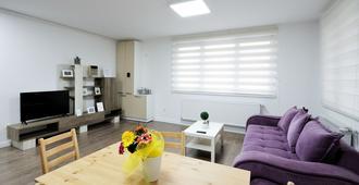Ozon Aparthotel - Cluj Napoca - Living room
