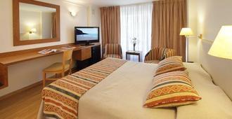 El Conquistador Hotel - Buenos Aires - Phòng ngủ