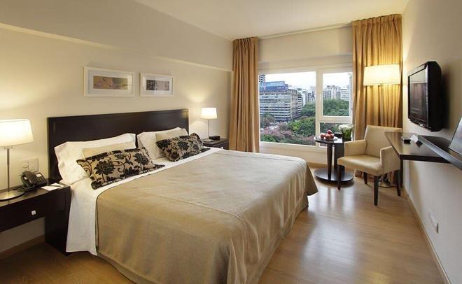 El Conquistador Hotel - Buenos Aires - Bedroom
