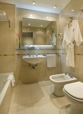 El Conquistador Hotel - Μπουένος Άιρες - Μπάνιο