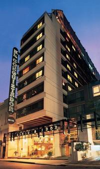 Hotel El Conquistador - Buenos Aires - Edificio