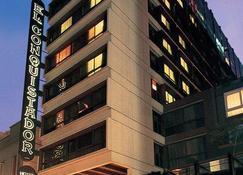 El Conquistador Hotel - Buenos Aires - Building