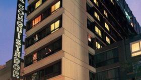 El Conquistador Hotel - Buenos Aires - Edificio