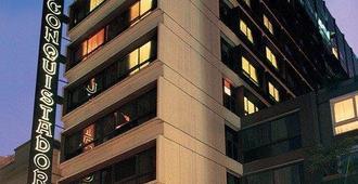 El Conquistador Hotel - Buenos Aires - Gebäude