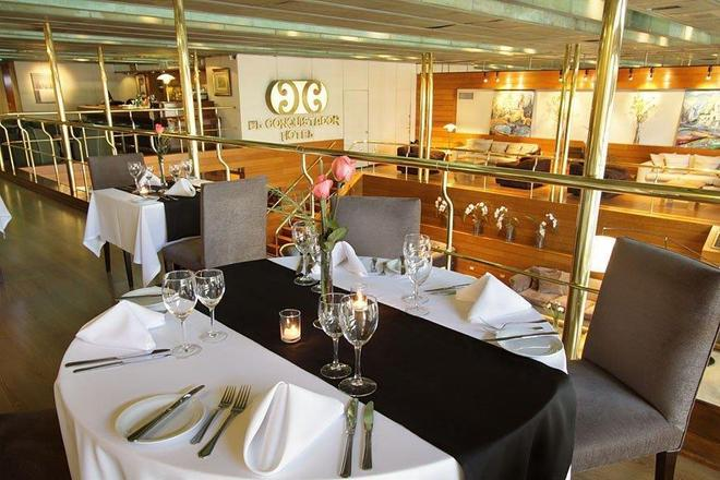 El Conquistador Hotel - Buenos Aires - Restaurant