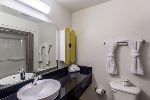 Studio 6 Mcallen - McAllen - Phòng tắm