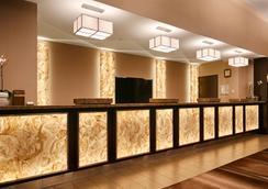 貝斯特韋斯特點燈人酒店及會議中心 - 倫敦 - 倫敦 - 櫃檯