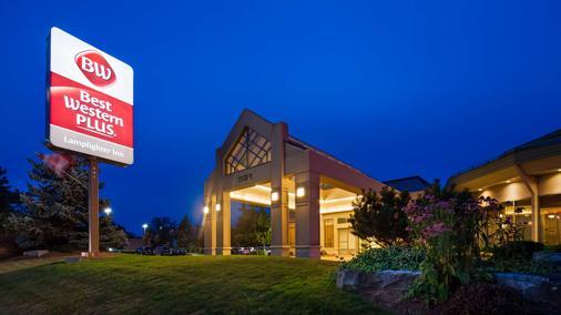 Best Western Plus Lamplighter Inn & Conference Centre - London - Building
