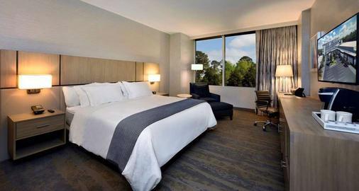 JB Duke Hotel - Durham - Bedroom