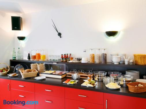 Hotel 7 Saulen - Dessau-Rosslau - Buffet