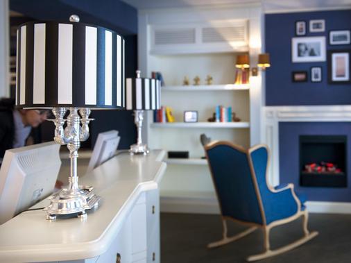 c-hotels Club - Φλωρεντία - Ρεσεψιόν