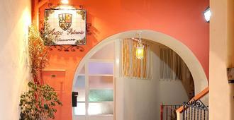 Antico Palmento - Lipari - Stairs