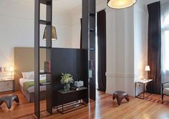 蒙特維多艾斯普蘭德酒店 - 蒙特維多 - 蒙得維的亞 - 臥室