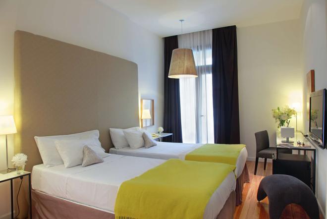 蒙特維多艾斯普蘭德酒店 - 蒙特維多 - 蒙得維亞(烏拉圭) - 臥室